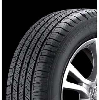 New 225/65/17 Michelin Latitude Tour Tyres