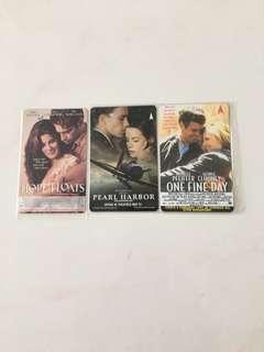 TransitLink Card - 3 Movies Cards