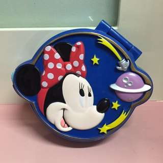 1996 Minnie Mouse Playcase Polly Pocket