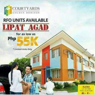 2 bedroom RFO and Preselling in Trece Martires Cavite