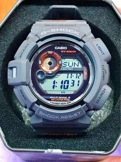 G-Shock Camoflouge Mudman