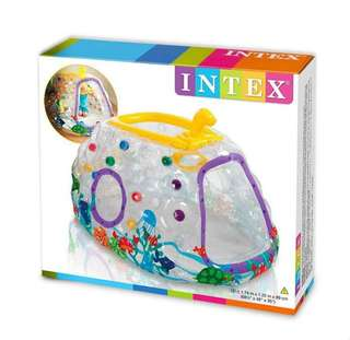 INTEX SEE THRU SUBMARINE PLAYHOUSE