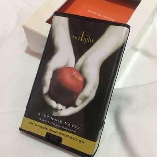 Audio Books [Twilight Series]