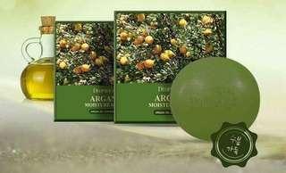 DEOPROCE Argan Moisture Soap 100g