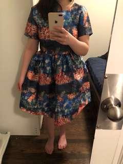 Bubble pop dress