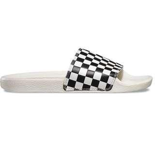 Vans Checkerboard Slippers