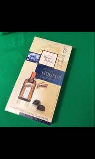 Cointreau chocolate