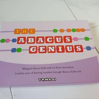Shichida Abacus Genius Cards