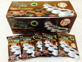 VITA PLUS 100%PURE COFFEE