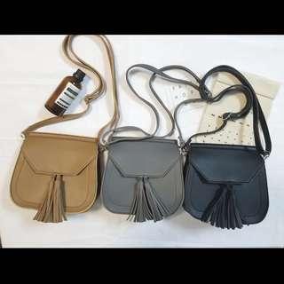 Tassel Sling Bag (P.O.)