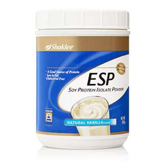11003ESP Mixed Soy Protein Isolate Powder with Vanilla Flavour