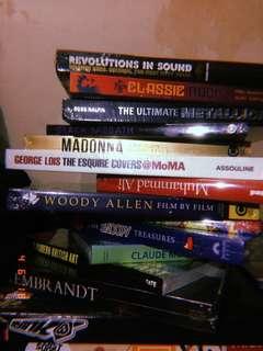Upcoming import books....📚📚 #hypebrand #art #Music #andmore