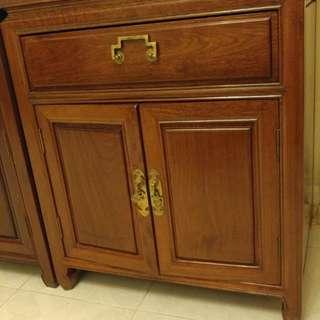 中式古典木櫃