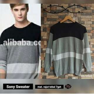 Sony Sweater