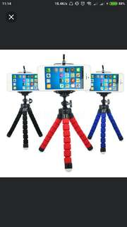 Foam Tripod Octopus for Camera and smart phone