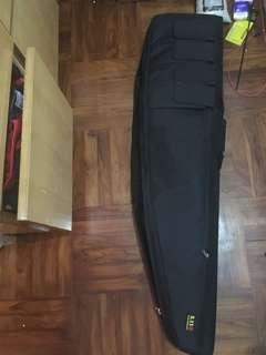 槍袋,airsoft gun airsoft bag airsoft for any gun GBB AEG EBB Gas