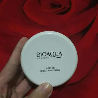 Bioaqua Snow BB Air Cushion #01