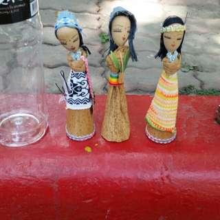 擺設 娃娃 裝飾品 20元 玩偶 竹子 紀念 特殊