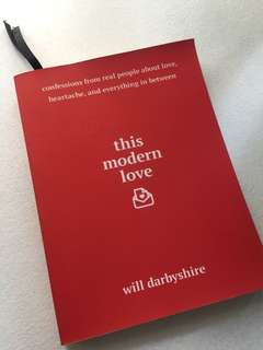 This Modern Book of Love