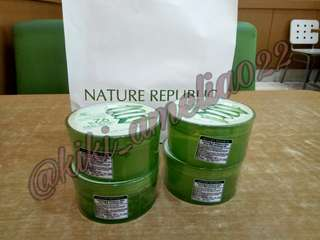 [UPDATE STOCK] NATURE REPUBLIC ALOE VERA SOOTHING GEL