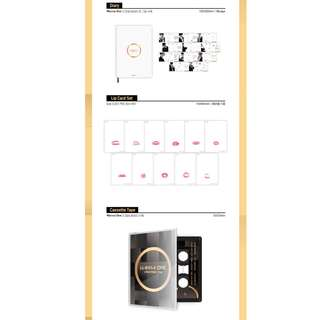 [PRE-ORDER] Loose Items - Wanna One I Promise You MD Package
