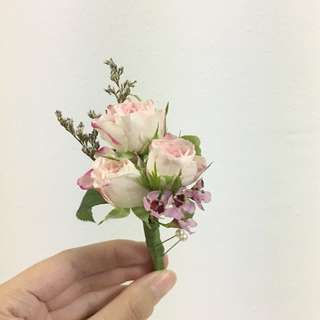 Grooms corsage / boutonniere