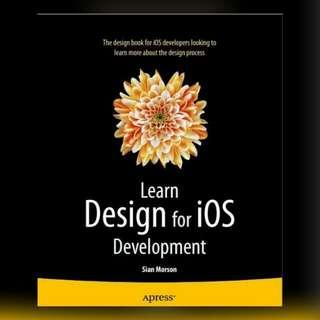 Learn Design for iOS Development eBook