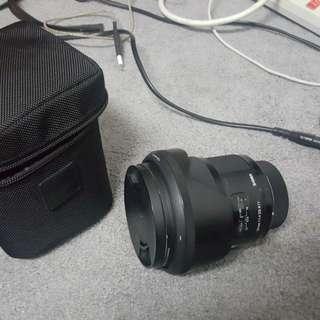 Sigma art 24mm 1.4 nikon mount