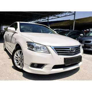 2011 Toyota Camry 2.4 (A) V NEW FACELIFT ORI PAINT