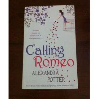 Calling Romeo, Alexandra Potter