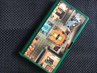 Original Mini Portable Cluedo
