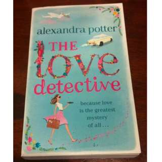 The Love Detective, Alexandra Potter