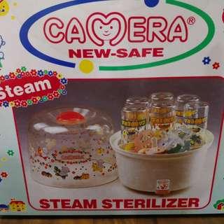 Steam sterilizer
