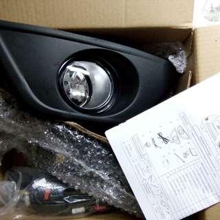 Foglamp Datsun Go+, baru, msh di dus, dijual krn ganti kendaraan