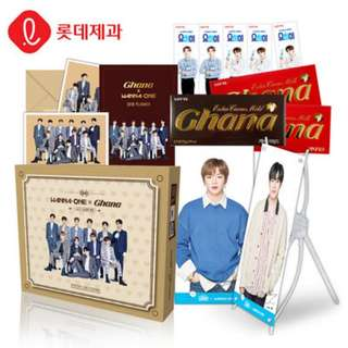 [CLOSED] Yohi & Ghana x WANNA ONE Gift sets by Lotte