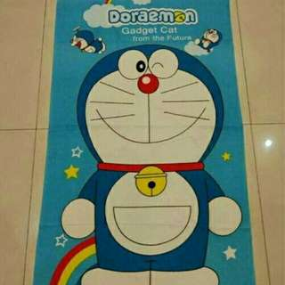 Doraemon Princesses Disney Character Towel
