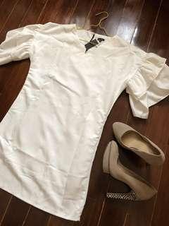 White dress (Berrybenka)