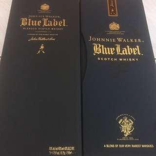 Jhonnie walker blue label