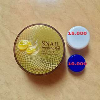 The saem snail soothing gel [share in jar]