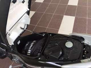 Seat damper (siap pasang pakai Rivet)
