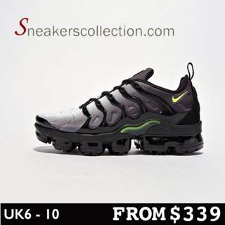 From $339 Nike Vapormax Plus