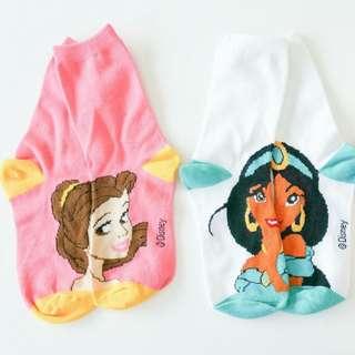 Disney Princess Socks for Girls