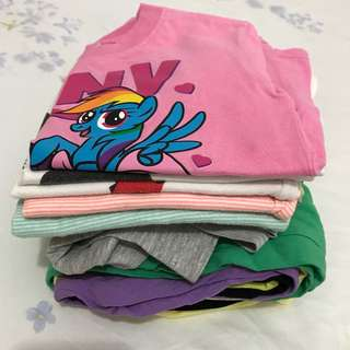 Bundle of 3-4y clothes