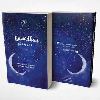 Ramadhan Planner 2018 (RMD1)