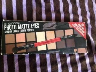 smash box photo matte eyes