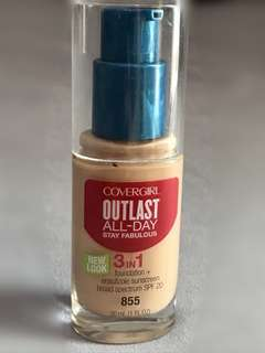 CoverGirl Outlast ALL-DAY 3in1 Foundation