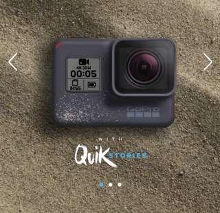 Brand New Go Pro Hero5 Black