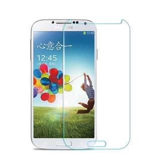 Samsung S4 鋼化玻璃mon 貼 (送磨沙背貼)