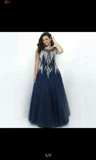 Pre-Order Women Sleeveless Lace Hollow Long Dress