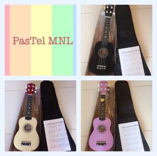 Brand New Ukelele Full Package with Freebie ❤️